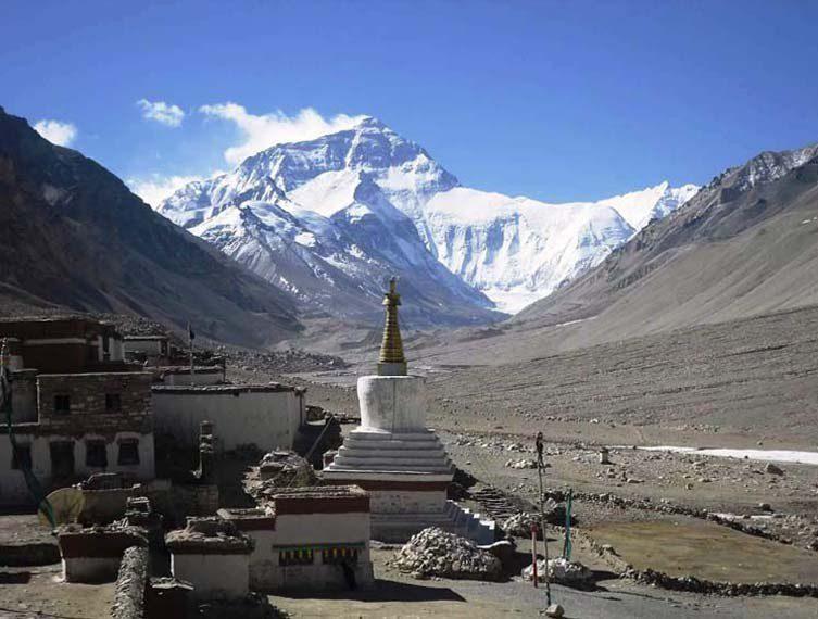 Kathmandu Everest Base Camp Lhasa Tour