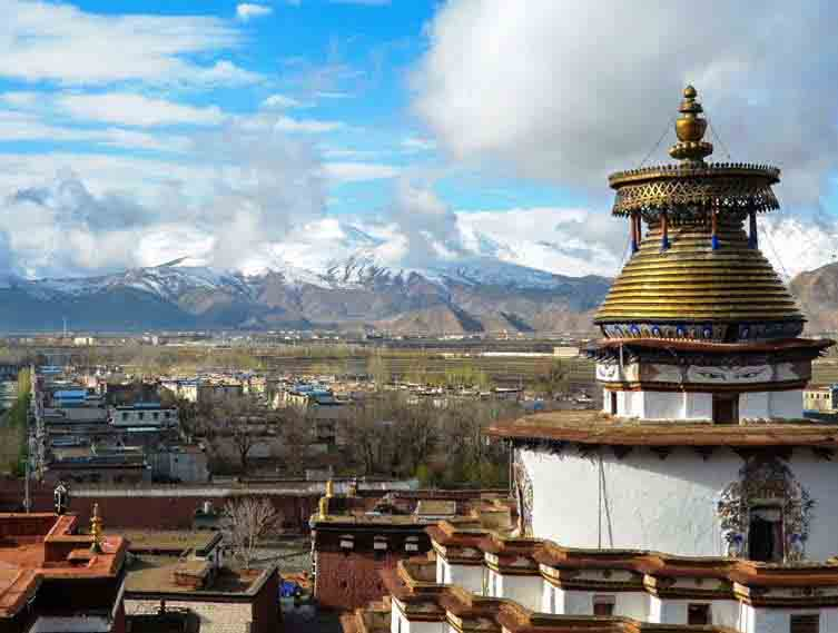 Central Tibet Tour