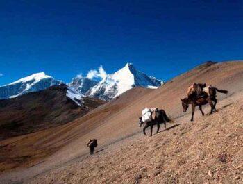 Laya Lingshi Trek Bhutan
