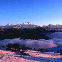 Sikkim Singalila Varsey Trek
