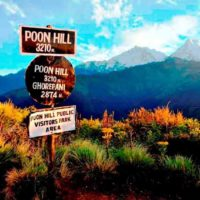 Annapurna Village Poon hill Trek