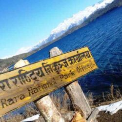 Nepal Rara Lake Trek