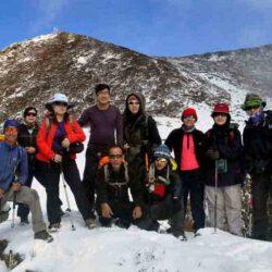 Sikkim Goecha la Trek