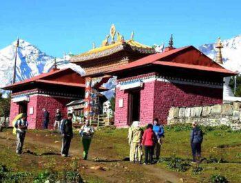 Everest Lodge to Lodge Trek