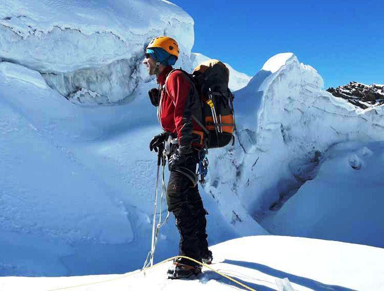 Sikkim Peak Climbing