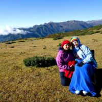 North Sikkim Trek