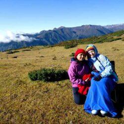 Tholung Valley North Sikkim Trek