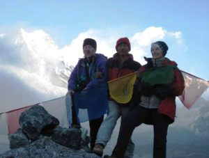 North Sikkim Green Lake Trek