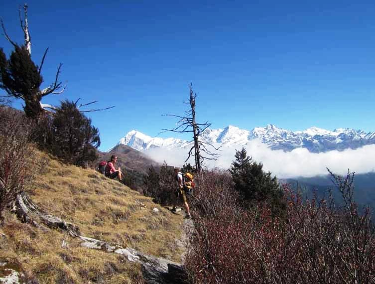 Kanchenjunga Base Camp Trek/Sikkim Round Trek