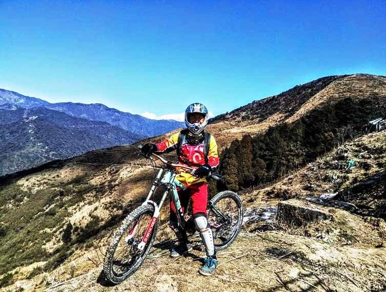 Mountain Biking in Darjeeling