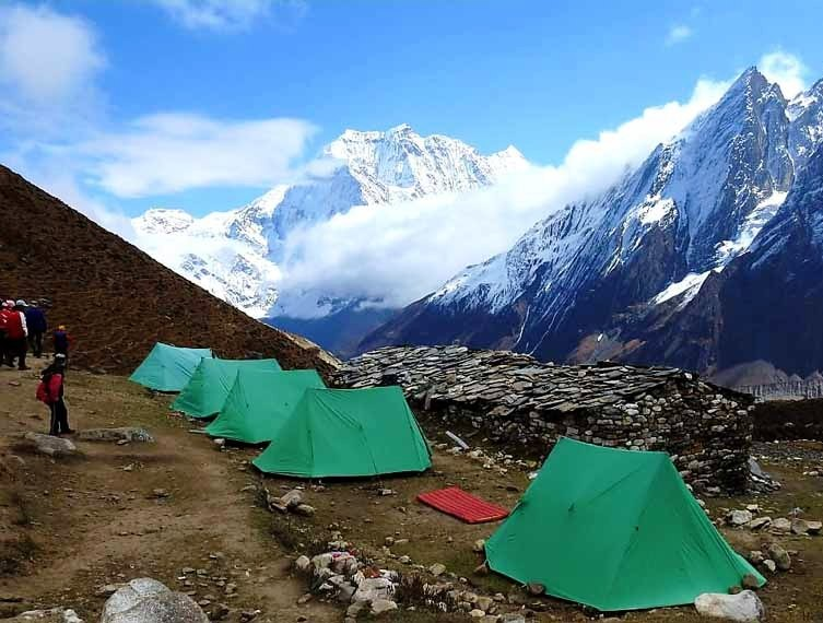 Manaslu Circuit Trek/Manaslu Tsum Valley Trek